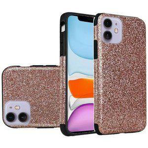 Glittery Gold iPhone 11 / XR Case